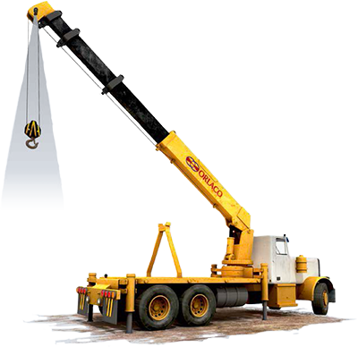 Loadview crane lorry wireless