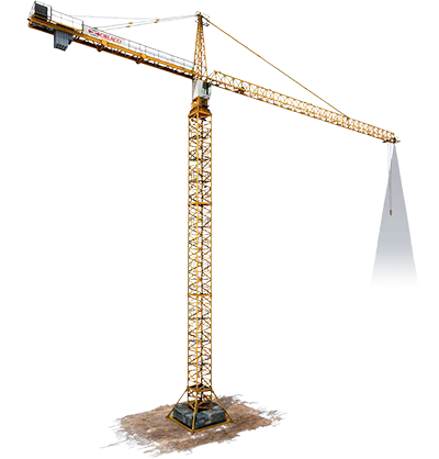 Loadview tower crane wireless