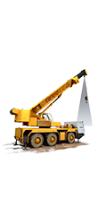 Loadview telescopic crane